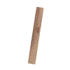 Lineal Holz 17cm
